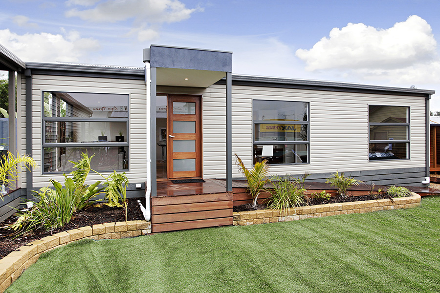 In laws outlaws and granny flats the property shop - Home design with attached granny flat ...