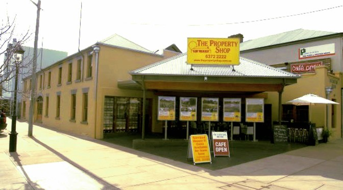 The Property Shop Mudgee Real estate